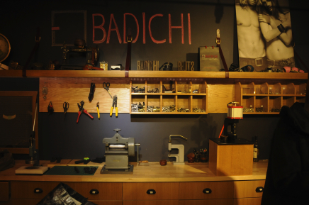 Step three, fit & construction... / photo: Badichi Belts