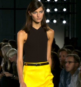 Derek Lam shows us how to wear it / photo: LifeMinute
