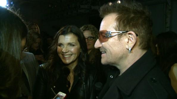 Edun's Ali Hewson & husband Bono